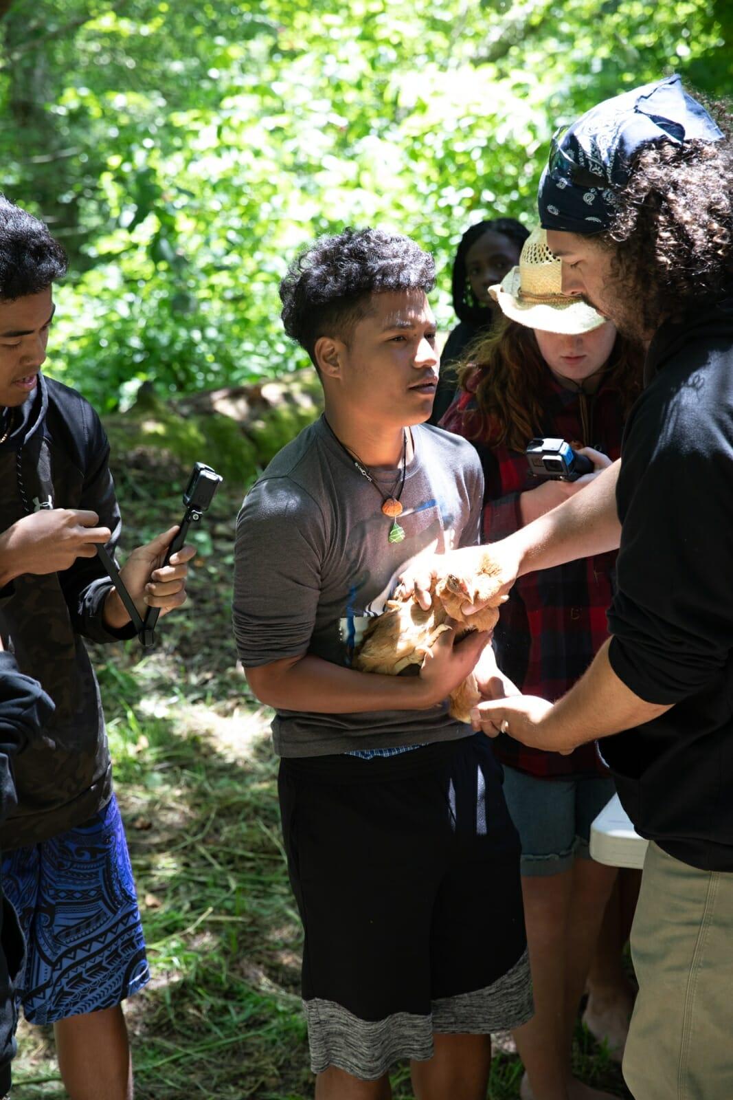 Ranton, 16, Marshall Islands, attended SEAL 2018
